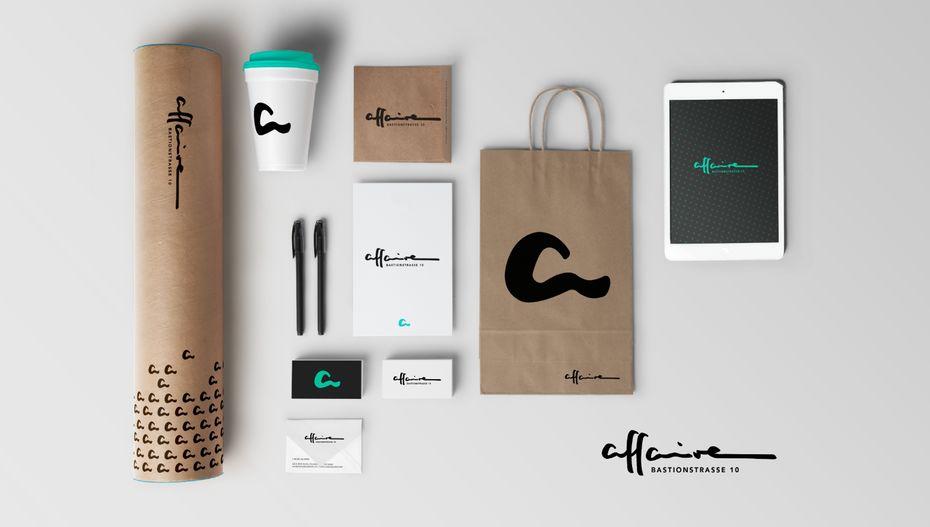 由nnorth设计的完整徽标和品牌标识设计